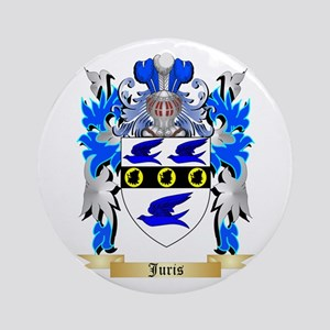 Juris Ornament (Round)