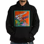 Jazz Fest 2015 The Who? Hoodie