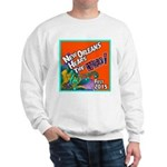 Jazz Fest 2015 The Who? Sweatshirt