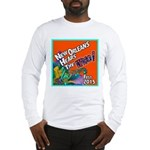 Jazz Fest 2015 The Who? Long Sleeve T-Shirt
