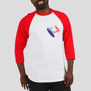 Usa Boarding Sports Baseball Jersey