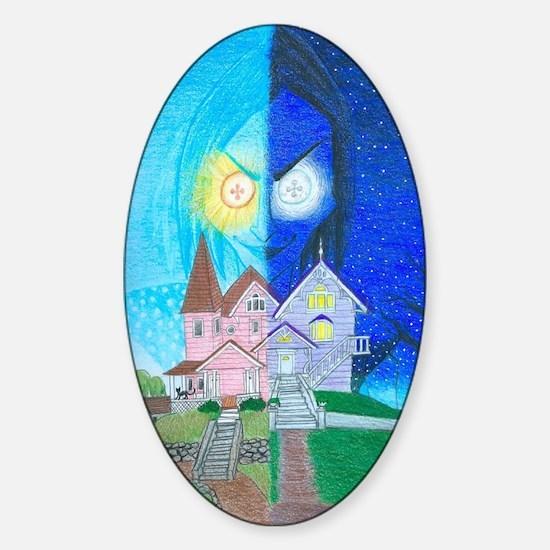 Everpresent Matriarch Sticker (Oval)