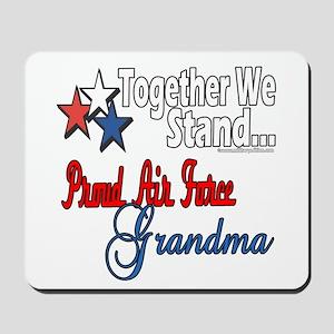 Air Force Grandma Mousepad