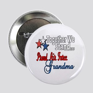 Air Force Grandma Button
