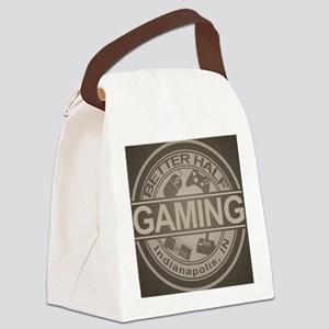 Better Half Gaming Canvas Lunch Bag