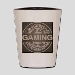 Better Half Gaming Shot Glass