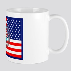 Usa Board Sport Mugs