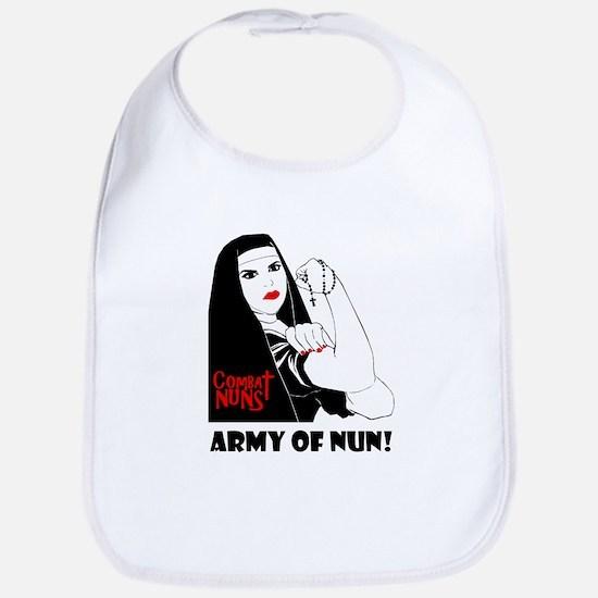 Army of Nun! Bib