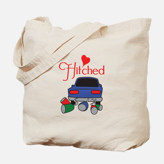 HITCHED Tote Bag