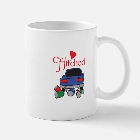 HITCHED Mugs