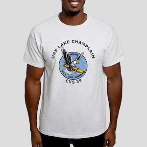 CVS-39 Lake Champlain Light T-Shirt