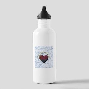 sassenach heart Stainless Water Bottle 1.0L