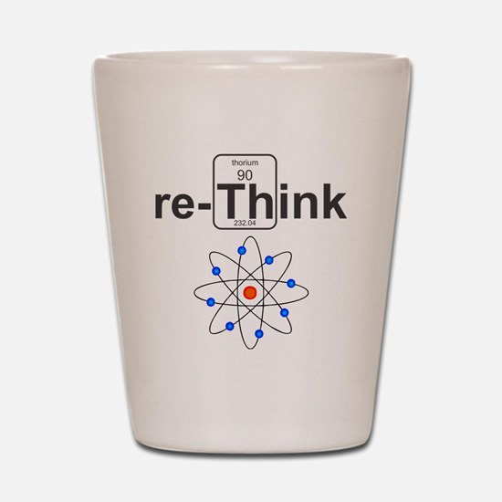 re-Think Shot Glass
