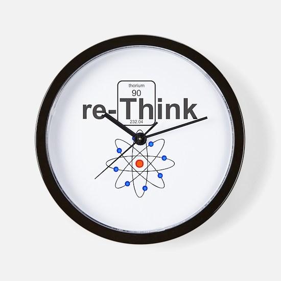 re-Think Wall Clock