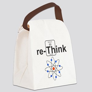 re-Think Canvas Lunch Bag