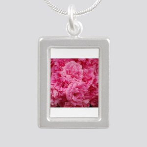 Pale pink roses Necklaces