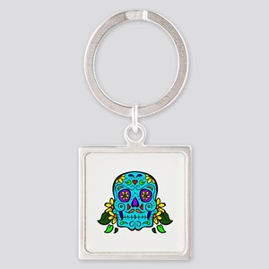 MEXICAN SKULL Keychains