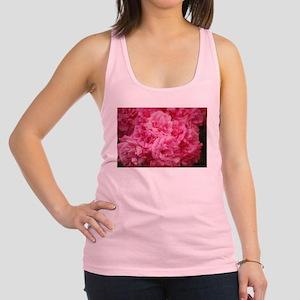 Pale pink roses Racerback Tank Top