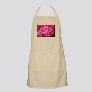 Pale pink roses Apron