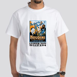 HOUDINI SPIRITS white t-shirt