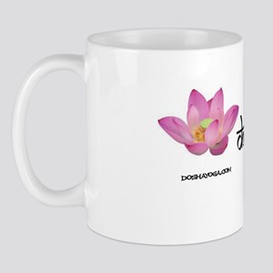 Dosha Yoga Lotus Mug