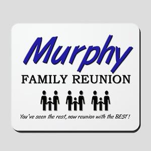 Murphy Family Reunion Mousepad