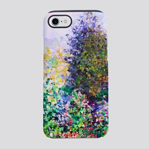 Monet Garden Montgeron Low Poly iPhone 7 Tough Cas