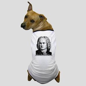 J.S. Bach Dog T-Shirt