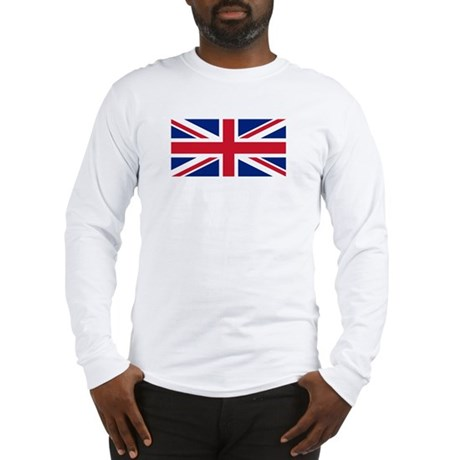 UK Long Sleeve T-Shirt