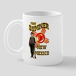 Fort Sumner Love Mugs