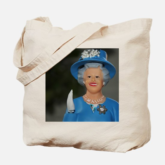 Cute English royalty Tote Bag