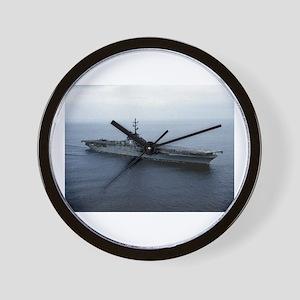 USS Princeton Ship's Image Wall Clock