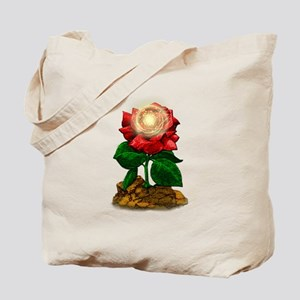 Rose & Universe Tote Bag