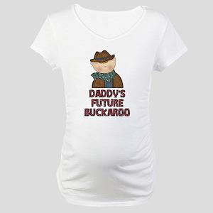Future Buckaroo Maternity-T
