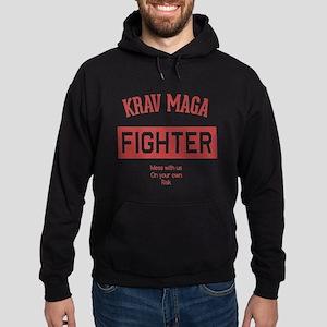 Krav Maga Fighter Hoodie