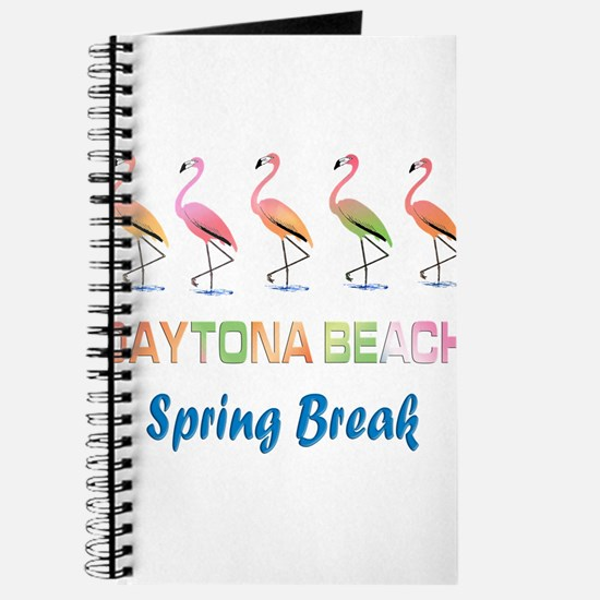 Tropical Flamingos DAYTONA BEACH Spring Br Journal