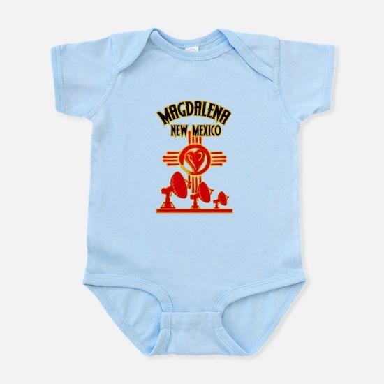 MAGDALENA LOVE Infant Bodysuit