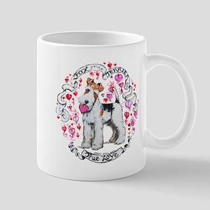 Fox Terrier Sweetheart Mug