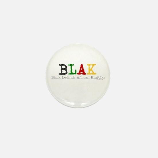Blak Mini Button (100 pack)