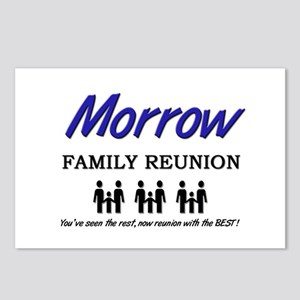 Morrow Family Reunion Postcards (Package of 8)