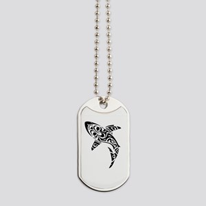 Shark Tattoo design Dog Tags