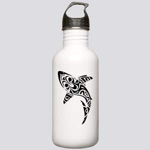Shark Tattoo design Stainless Water Bottle 1.0L