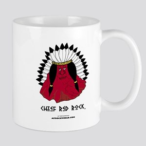 Chief Red Rock Mug