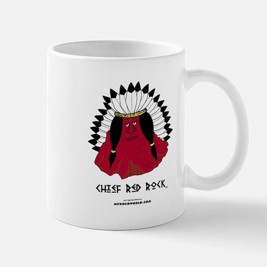 Chief Red Rock Mug
