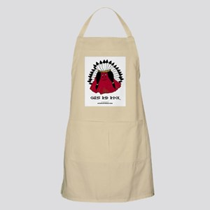 Chief Red Rock BBQ Apron