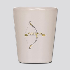 Bow of Artemis Shot Glass