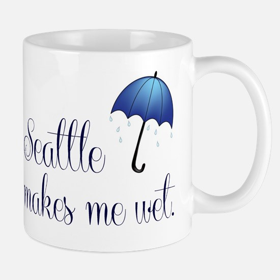 Unique Rainy Mug