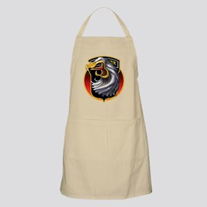 Screamin' Eagles Badge BBQ Apron