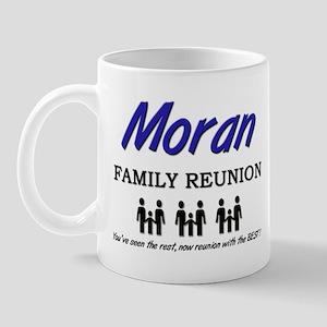 Moran Family Reunion Mug