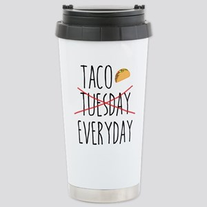 Taco Everyday Stainless Steel Travel Mug